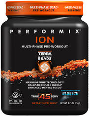 Performix™ ION Pre Workout 45 Servings Blue Ice