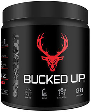 Bucked Up™ Pre Workout Blood Raz, , hi-res