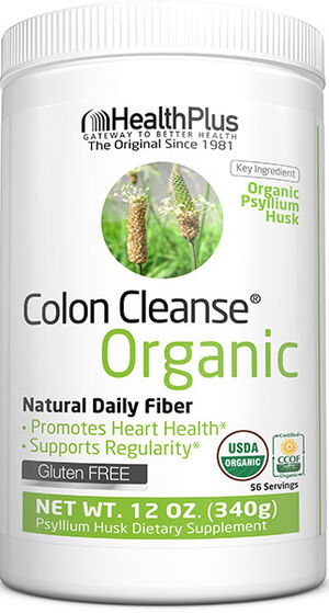 Health Plus Colon Cleanse Organic