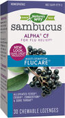 Nature's Way Sambucus FluCare Lozenges