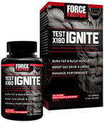 Force Factor Test X180 Ignite® 120 Capsules
