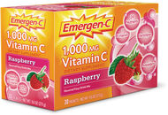 Emergen-C Emergen-C Raspberry 30 packs Powder