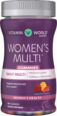 Vitamin World Women's Multi™ Daily Multivitamin Gummies 60 count