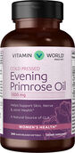 Vitamin World Evening Primrose Oil 1300mg 240 softgels