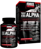 Force Factor Test X180 Alpha® 120 Capsules
