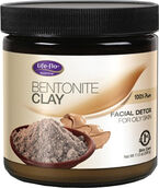 Life-Flo 100% Pure Bentonite Clay