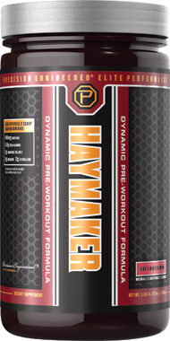 Haymaker Pre Workout Watermelon 17 oz.