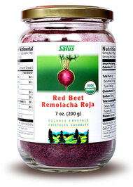 Flora Salus Red Beet Soluble Crystals 7 oz. Crystals