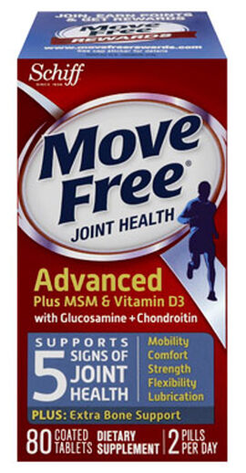 Move Free Advanced plus MSM and Vitamin D3