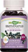 Nature's Way Sambucus Elderberry Gummies for Kids