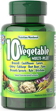 10 Vegetable Multi-Plex™