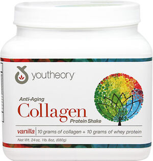 Youtheory Anti-Aging Collagen Protein Shake 24 oz. Powder