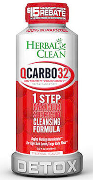 Herbal Clean QCarbo32™ Tropical 32 oz. Liquid