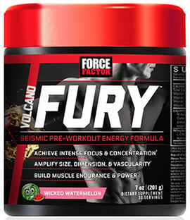 VolcaNO Fury™ Pre Workout Wicked Watermelon