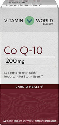 Q-Sorb™ Co Q-10 200 mg, 60, hi-res