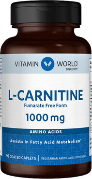 L-Carnitine 1000 mg, , hi-res