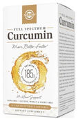 Solgar Full Spectrum Curcumin 40 mg. 30 Softgels