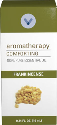 Vitamin World Frankincense Essential Oil 10 ml. Liquid Sweet, Slightly Woody