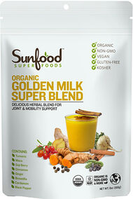 Sunfood™ Organic Golden Milk Super Blend