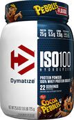 Dymatize ISO-100® Hydrolyzed Whey Protein Isolate 1.6 lbs. Cocoa Pebbles