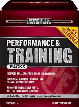 Precision Engineered® Training Packs