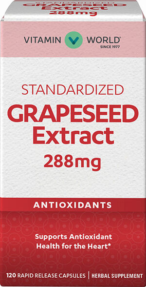 Grapeseed Extract 200 mg, , hi-res