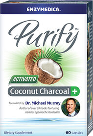 Enzymedica Activated Coconut Charcoal+