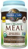 Garden Of Life RAW Organic Meal Chocolate Cacao 34.8 oz. 35 oz. Powder