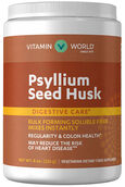 Vitamin World Psyllium Seed Husk 8 oz. Powder