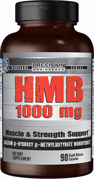 Precision Engineered® HMB Caps 1000 mg. 90 Capsules
