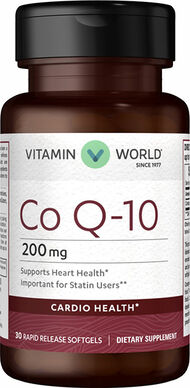 Co Q-10 200mg, , hi-res