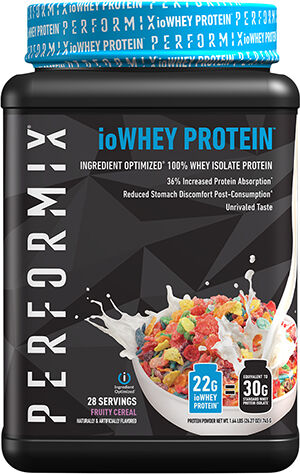 Performix® ioWhey Protein Fruity Cereal