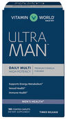 Vitamin World Ultra Man™ Daily Multivitamins 180 Caplets