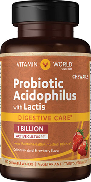 Probiotic Acidophilus with Lactis