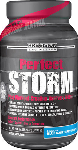 Precision Engineered Perfect Storm Post Workout Creatine