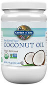 Garden Of Life Raw Extra Virgin Coconut Oil 14 oz. Liquid Coconut