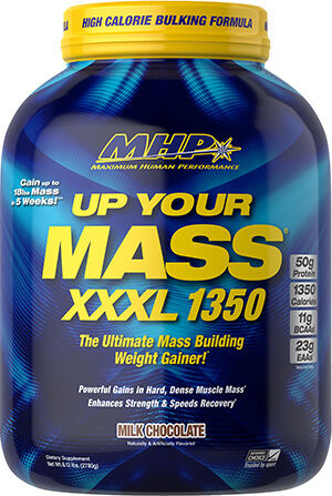 MHP Up Your Mass® XXXL 1350 Milk Chocolate