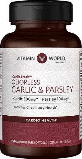 Odorless Garlic & Parsley