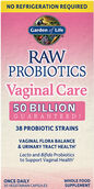 Garden of Life Raw Probiotics Vaginal Care Shelf Stable