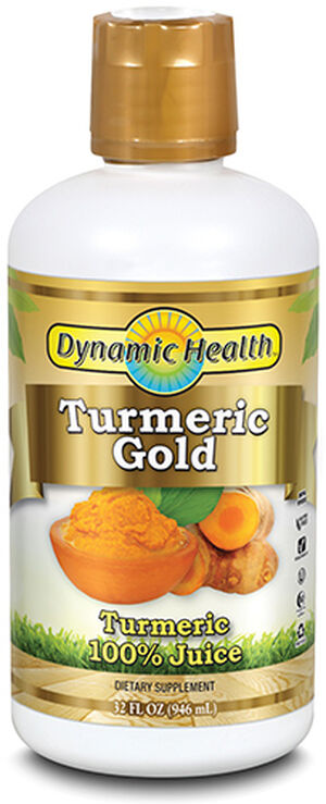 Dynamic Health Turmeric Gold