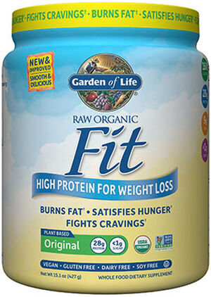 Garden Of Life RAW Organic Fit Protein Original 16 oz. 16 oz. Powder