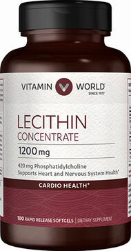 Lecithin Concentrate 1,200 mg