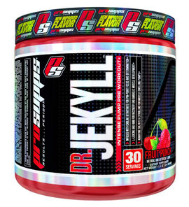 Dr. Jekyll Pre Workout Fruit Punch