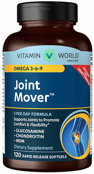 Vitamin World Joint Mover with Omega 3-6-9