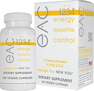Creative Bioscience eAC 1234® Energy Appetite Control