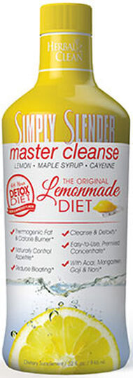 Herbal Clean Simply Slender™ Master Cleanse 32 oz. Liquid