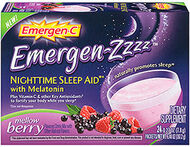 Emergen-C Emergen-Zzzz 24 Packets Mellow Berry