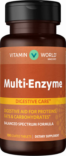 Vitamin World Multi-Enzyme Formula