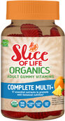 Hero Nutritional Slice of Life Organics® Complete Adult Multivitamin Gummies 60 Gummies