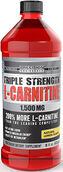 Vitamin World Triple Strength L-Carnitine 1500 mg Lemon Clearance Precision Engineered